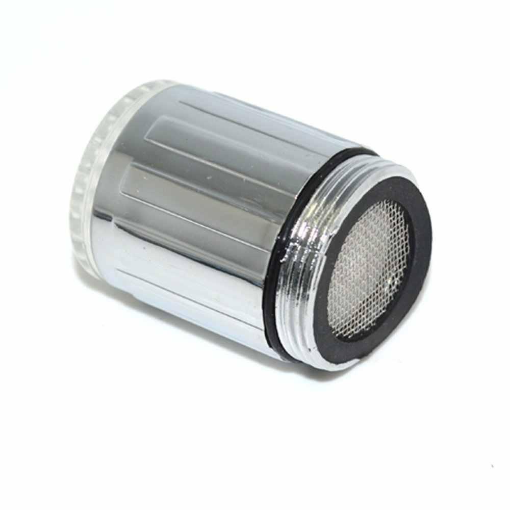水パワー温度制御の Led 蛇口ヘッド