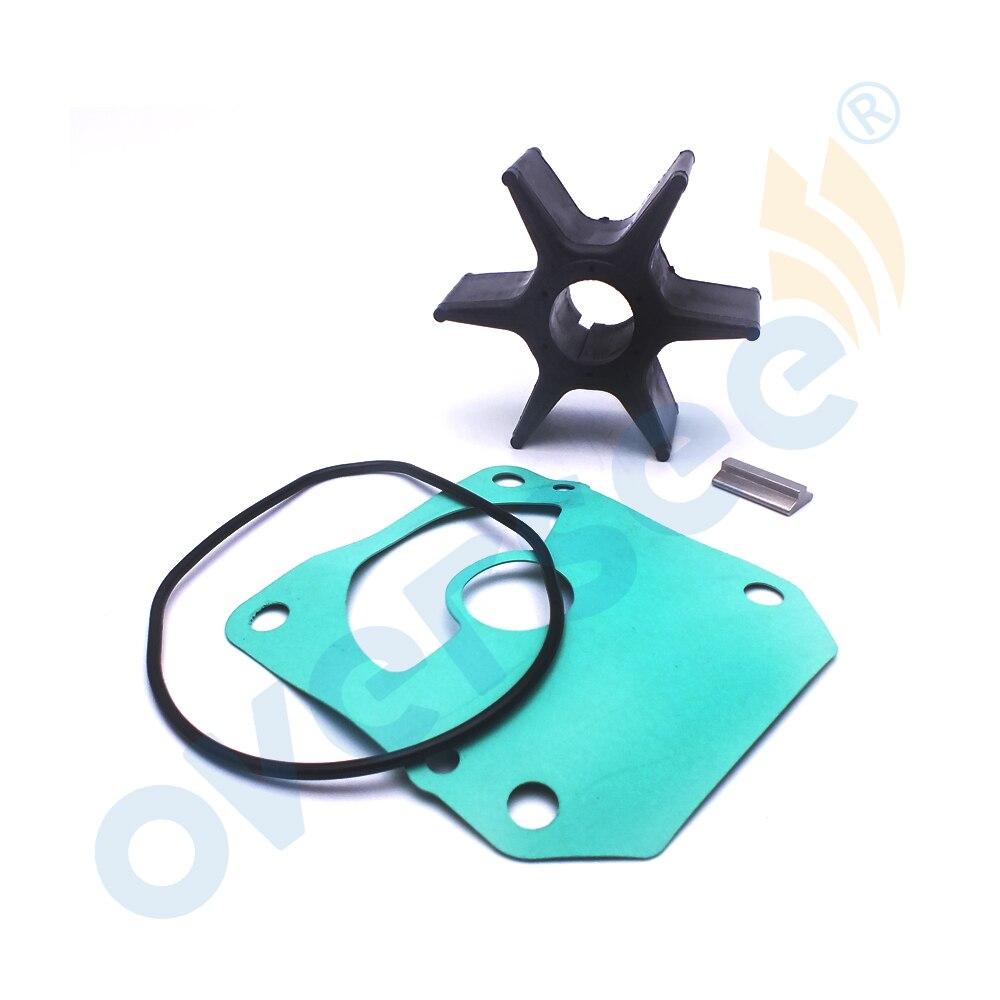kit de servico 06192 zw1 000 impulsor da bomba de agua para motor de popa honda