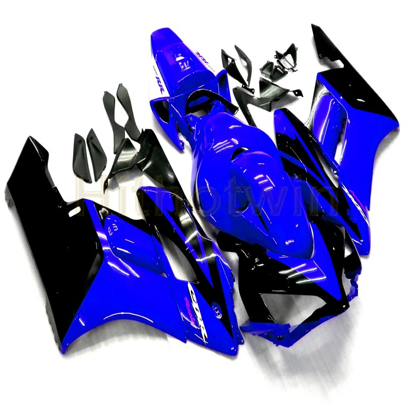 Botls Injection mold blue black motorcycle article Fairing for HONDA CBR1000RR 2004 2005 CBR 1000 RR