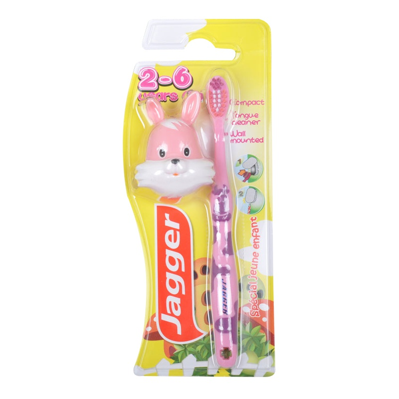 font b Baby b font Cute Cartoon Toothbrush Set Kids Soft Deciduous Tooth Training Brush