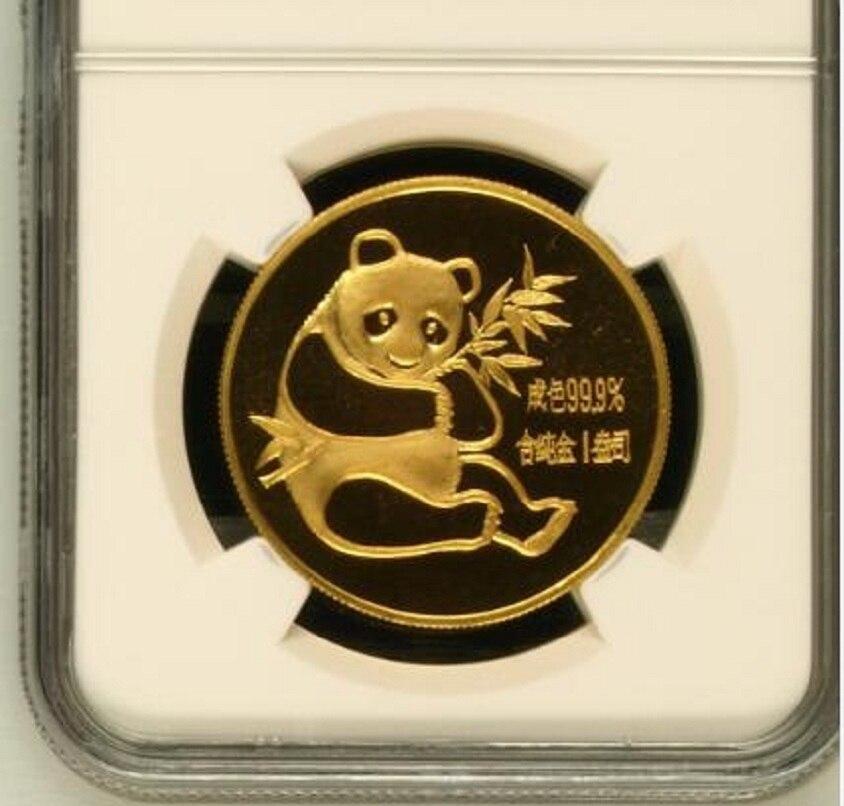 1oz gold coin золотая панда с доставкой в Россию