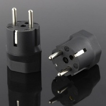 Swiss to European standard Plug adaptor Electrical socket Travel Adaptor EU Plug Multipurpose Power plug techlink adaptor f plug 5 6mm twist on 2pcs 640902