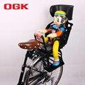 OGK Съемный Велосипед Углерода Седло Детей Мест Заднее Сиденье Коврик Selle Велосипед Части Sillin Япония Велосипед Аксессуары