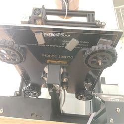 FLEXBED 3D Impressora Parte Alta Temperatura Ímãs, n52 + Grade Ímãs 3x14x24mm para 3D Printer Heatbed