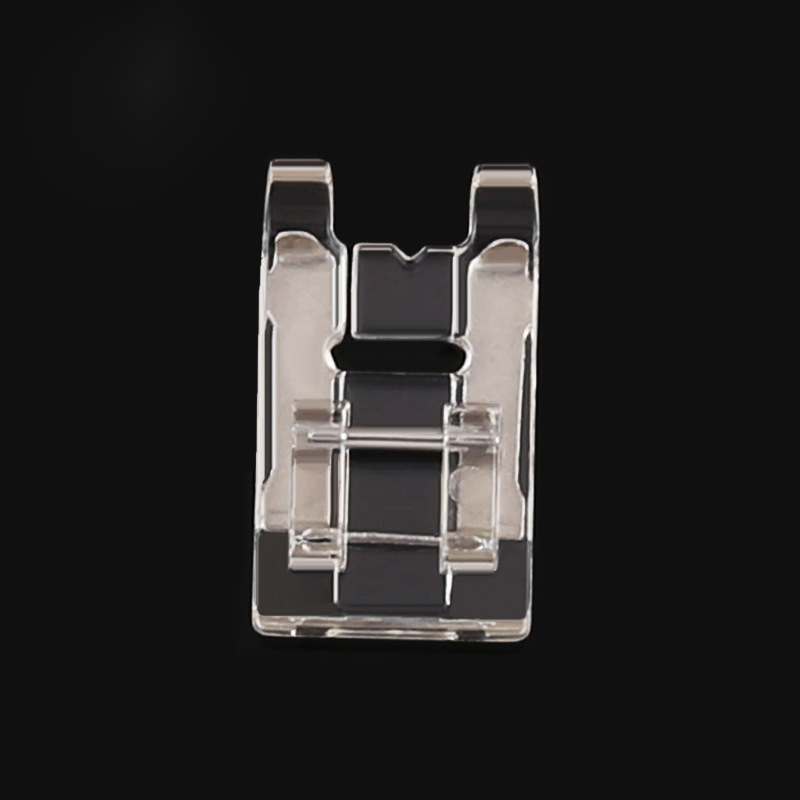 Multi-Functional Transparent Large Opening Presser Foot Patch Embroidery Stitch Presser Foot For Brother Electric Sewing Machine