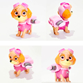 1pcs Puppy Patrol Patrulla Canina Toys Patrol Anime Toys Action Figure Dog For Child Gift In Russian Kid Toy