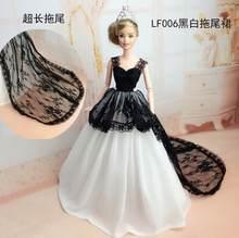 a98d3ea7a0 Oryginalna skrzynka dla lalka Barbie lalka Barbie ubrania suknia ślubna  jakości towarów moda spódnica sukienka