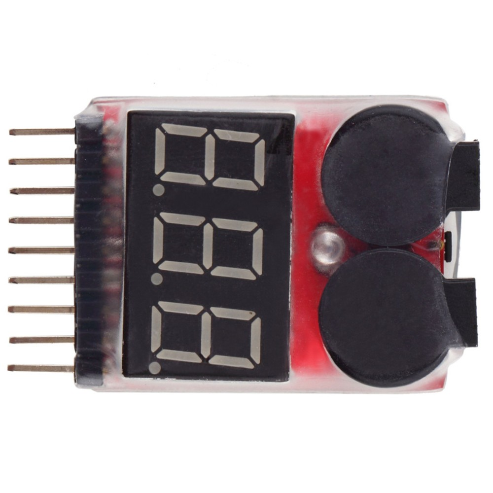 Battery Low Voltage Meter Tester (6)