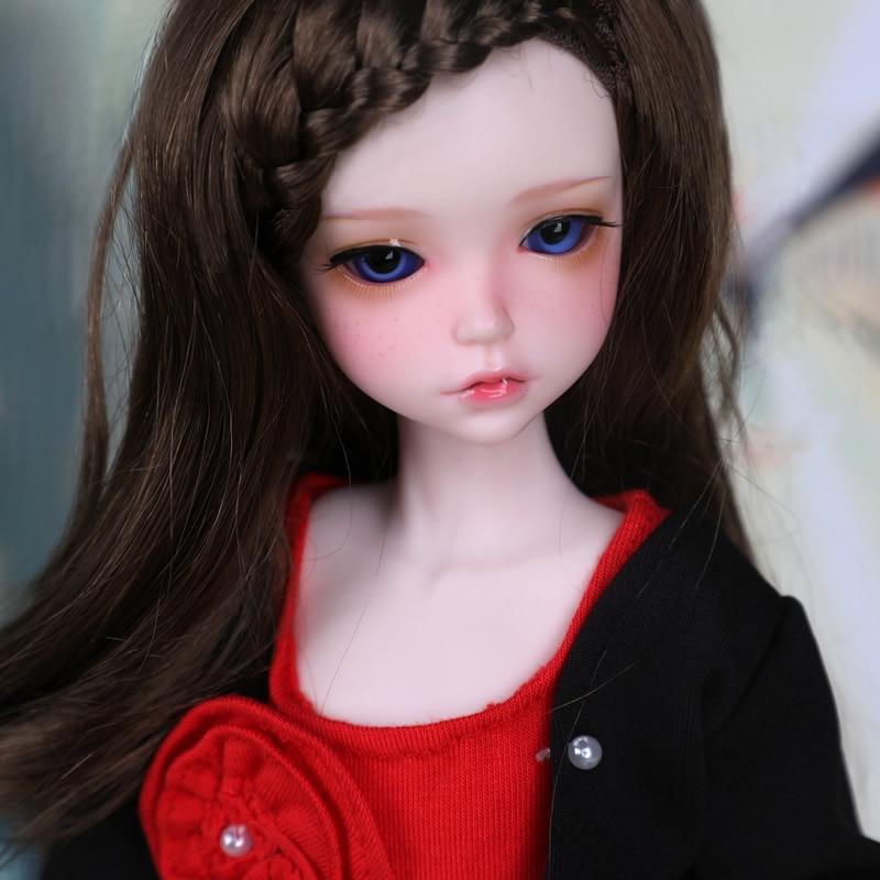 Bjd sd doll Lonnie 6 points Ronnie doll resin joint doll кукла bjd dc doll chateau 6 bjd sd doll zora soom volks