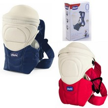 Canada Brand CHICCO organic cotton baby carrier backpack SOFT EARTH DREAM baby carrier bag with box