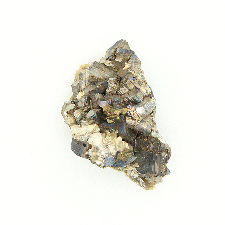 Yaogangxian producing wolframite arsenopyrite mineral specimens teaching specimens small ornaments Collection Features Gift ygx5