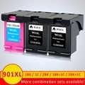 XiangYu Kompatibel 901XL tinte patrone Für HP901 Für HP 901 Officejet J4550 J4540 J4680 J4524 J4535 J4585 J4624