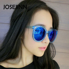 Fashion glossy plastic photochromic glasses women sunglasses cheap sun glasses Oculos de sol