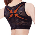 Clothes 2015 Lady Fad New Chest Support Belt Band Posture Corrector X Type Back Shoulder Vest  shapers
