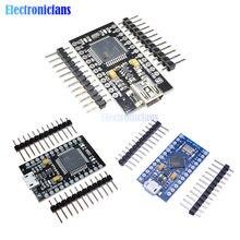Pro mikro ATmega32U4 ATMEGA32U4-AU 3.3V 8MHz 5V 16MHz devre kartı modülü Arduino için değiştirin ATmega328 için Leonardo Mini usb arayüzü