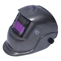 Promotion Auto Darkening Welding Helmet Welders Mask Arc Tig Mig Grinding Solar Powered