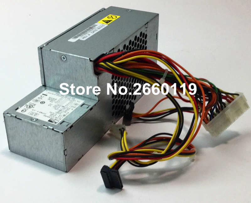 ФОТО Desktop power supply for lenovo M57 M58 A58 A57 PC7001 36-001692 54Y8806 54Y8804 280W fully tested and perfect quality