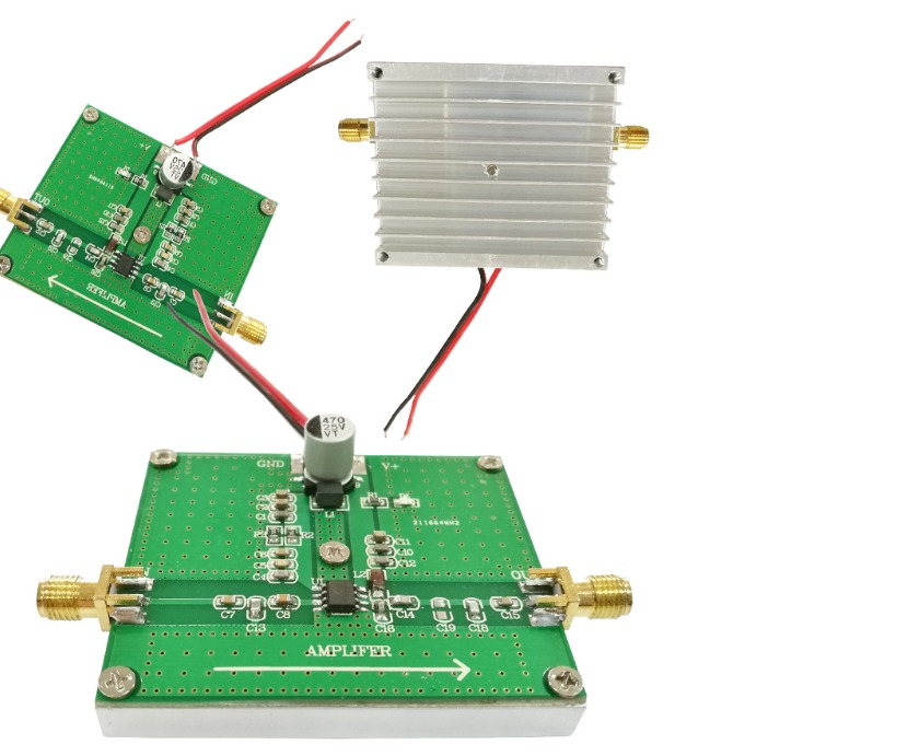 2W 450M-2000M RF power amplifier broadband RF power amplifier