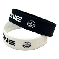 New Arrival 1PC Airbeat One Logo Silicone Wristband