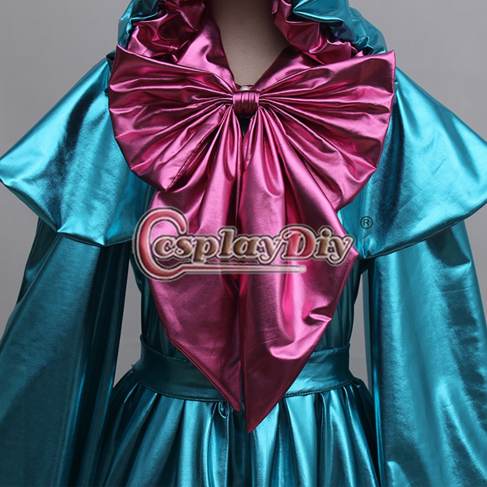 Image 4 - Cosplaydiy Custom Made Cinderella Fairy Godmother Cosplay Costume Dress Adult Princess Cinderella Dress L320-in Anime Costumes from Novelty & Special Use