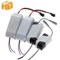 LED Driver 1-3W 4-7W 8-12W 18-25W 25-36W AC85-265V Lighting Transformer For LED Panel Light / Downlight / Spotlight Driver.