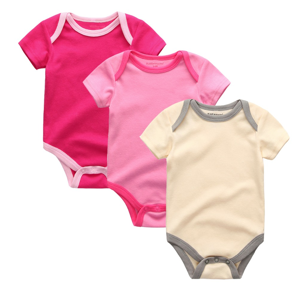 New-2017-Brand-Baby-Bodysuits-Spring-summer-Babies-Newborn-Cotton-Body-Baby-short-Sleeve-Next-Infant-Bebe-Boy-Girl-Clothes-set-3