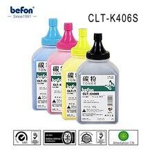 Befon CLT-K406S K406S 406 S 406 CLT couleur Poudre De Toner compatible pour CLP360 360 365 366 CLS3305 3305 3300 3306fn 3306 C410W 410