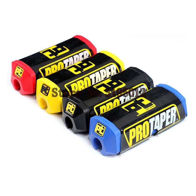 "1-1//8/"" Handlebar Chest Protector Pro Taper 2.0 Square Fat Bar Pad Cross Bar"