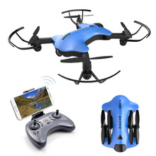 Mini Drone With Camera HD Quadcopter FVP WIFI Wide Angle High Hold Mode Foldable Arm RC Dron Shipped From RU