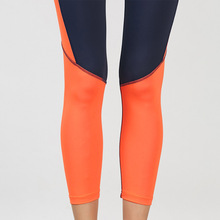 Colorful Patchwork Workout Leggings