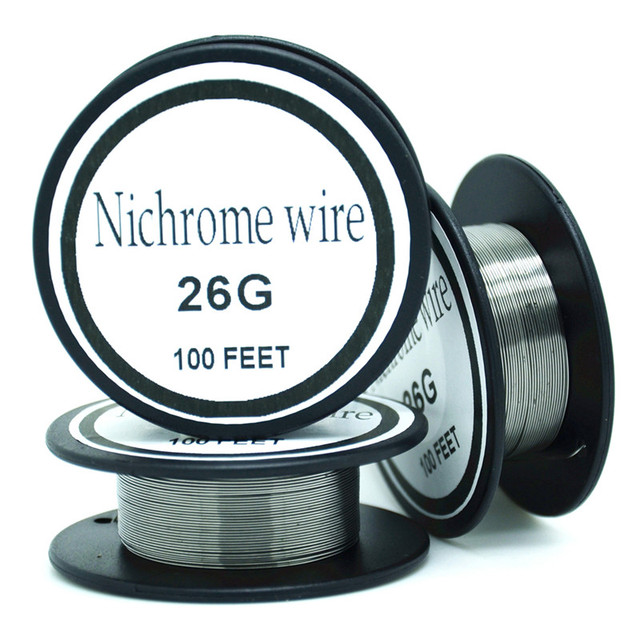 Awg 26 Nichrome Resistance Wire - WIRE Center •