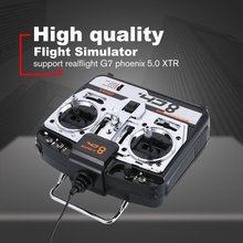 6CH/8CH RC Flight Simulator JTL-0904A/JTL-0908A Support Realflight G7 Phoenix 5.0 XTR Remote Control Helicopter Fixed-wing Drone 8ch rc drone flight simulator with disk for phoenix 5 0 rc multi copters helicopter rc helicopter simulator rc accessory 2018