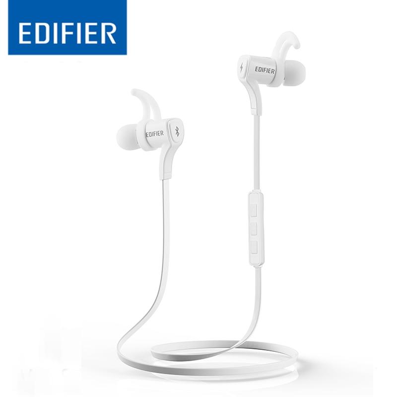 EDIFIER W288BT Bluetooth 4.0 earphone Workout Sport In-ear Earphone Waterproof and sweat Stereo Headset 1