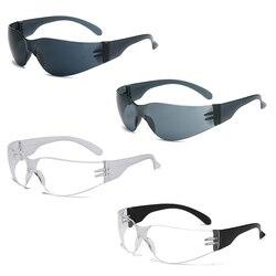 Okulary ochronne okulary ochronne okulary ochronne nowe okulary przezroczysty dym ciemnozielony/atrament szary/przezroczysty obiektyw