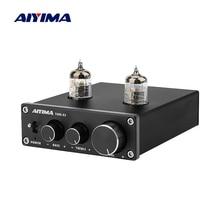 مكبر صوت AIYIMA 6J1 مُضخّم صوت صفراوي HIFI Preamp ثلاثة أضعاف ضبط الصوت مكبر الصوت DC12V لمكبر الصوت