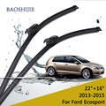 "Wiper blades for Ford Ecosport (2013 - 2015) 22""+16"" fit top lock type wiper arms only HY-F12"