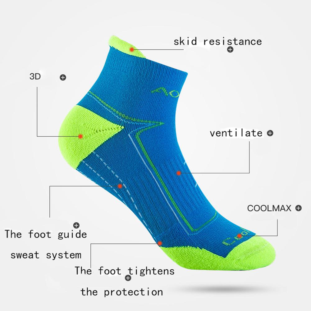 AONIJIE Unisex Sports Napping Socks Wearproof Antiskid Breathable Anti-sweat Socks For Outdoor Running Climbing Sports Sock