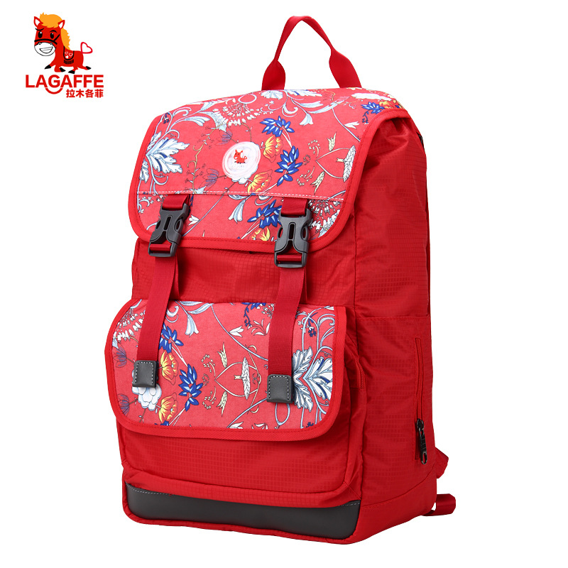 Mommy Diaper Bag Print Large Capacity Baby Nappy Bag Nursing Bag Fashion Travel Backpack Free Shipping