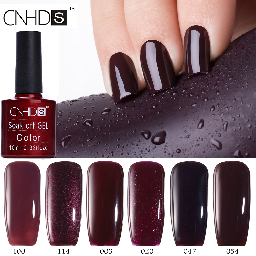 2017 NEW 7.5 ML Gel Nail Polish Shining Nail Polish Long lasting ...