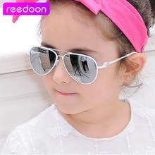 2016 New Fashion Children Sunglasses Boys Girls Kids Baby Child Sun Glasses Goggles UV400 mirror glasses Wholesale Price 2611