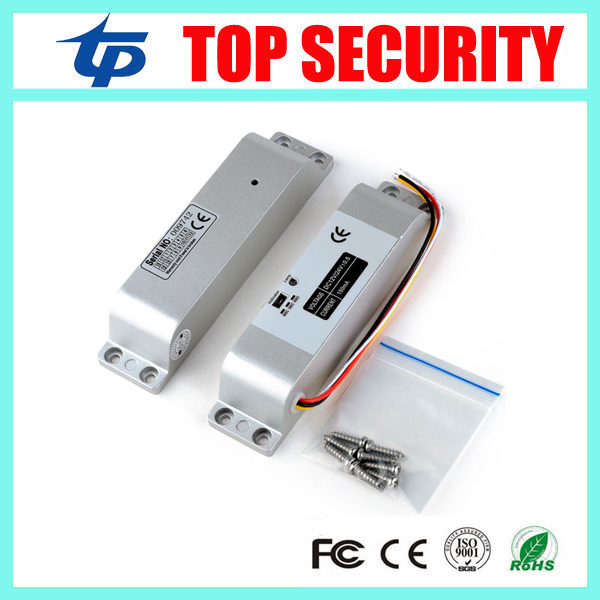 High Quality DC 12V Fail Safe Electric Drop Bolt Lock for Door Access Control Security Lock Door surface mounting type dc12v fail safe mode electric bolt lock for access control or intercom system