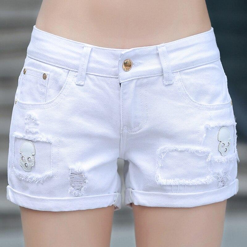 Online Get Cheap White Denim Short -Aliexpress.com | Alibaba Group