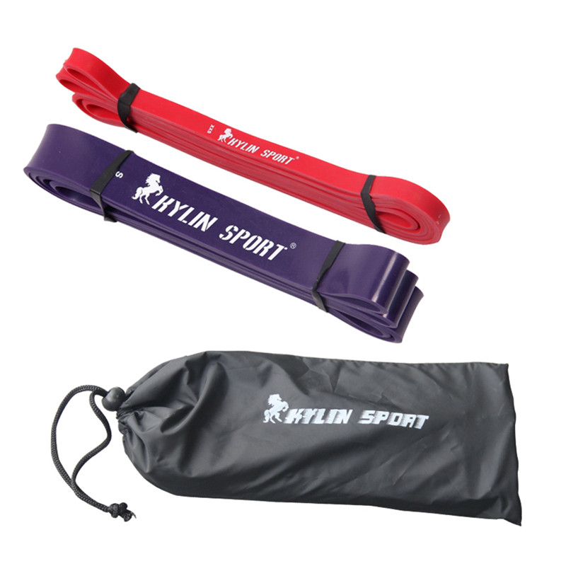 New Pilates cross fitness Men And Combination Cheaper Natural Latex 41 Strength Resistance Bands Pull Up Strengthen Muscles