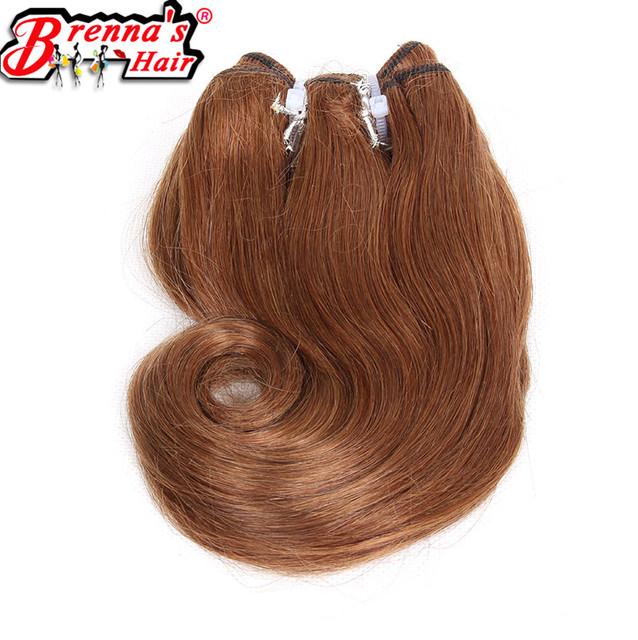 Short Body Wave Ombre Eunice Hair Extension 12 Colors Available 4pcs