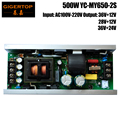 YC-MY650-2S 500 Вт 330 Вт Луч/330 Вт точечный/350 Вт Луч движущаяся головка свет плата питания 36 В/32 В/28 В/24 В/12 В выход опционально DHL/FedEx/TNT