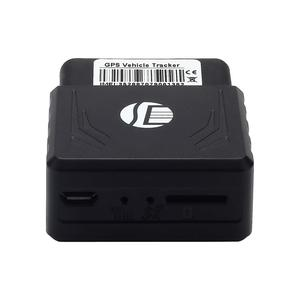 Image 3 - Car OBD GPS Tracker   Plug And Play Car Tracker OBD GPS Real Time Locator With SOS Alarm Geo fence Free Charging Wholesale