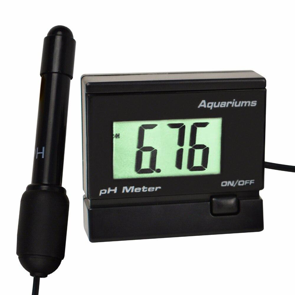 все цены на Digital pH Meter Replaceable pH Electrode 1m cable Adjustable Mounting Bracket Water Quality Tester