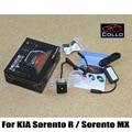 Special Laser Rear Fog Lamp For KIA Sorento R / Sorento MX CUV 2010~2015 / Waterproof Car Rear Tail Collision-Warning Lights LED
