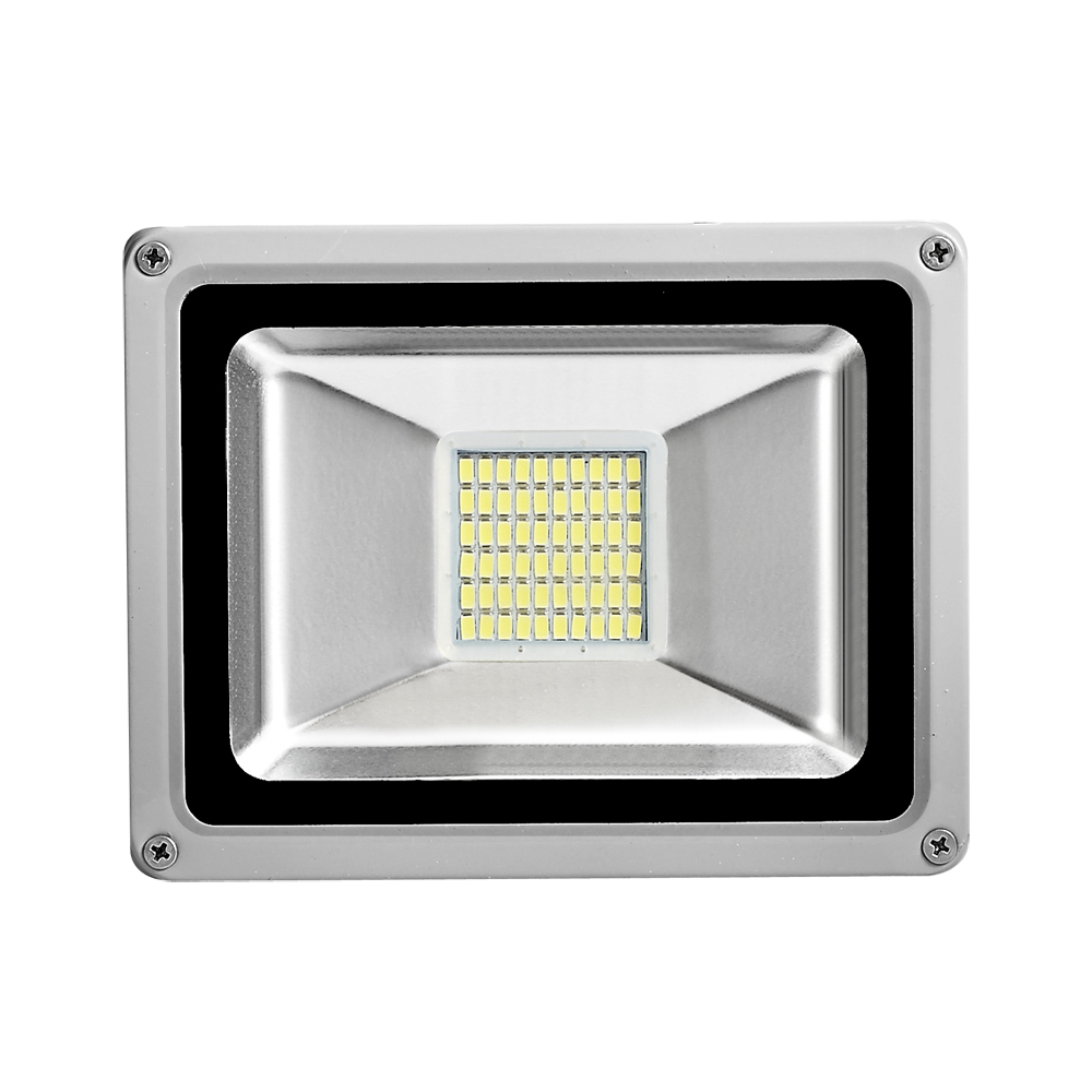 Bedste 10W 20W 30W 50W 100W 220V Udendørs LED Floodlight Vandtæt Floodlighting Garden Light Projektor Led Exterieur For Garden