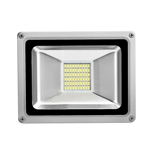 best 10w 20w 30w 50w 100w 220v outdoor led floodlight. Black Bedroom Furniture Sets. Home Design Ideas